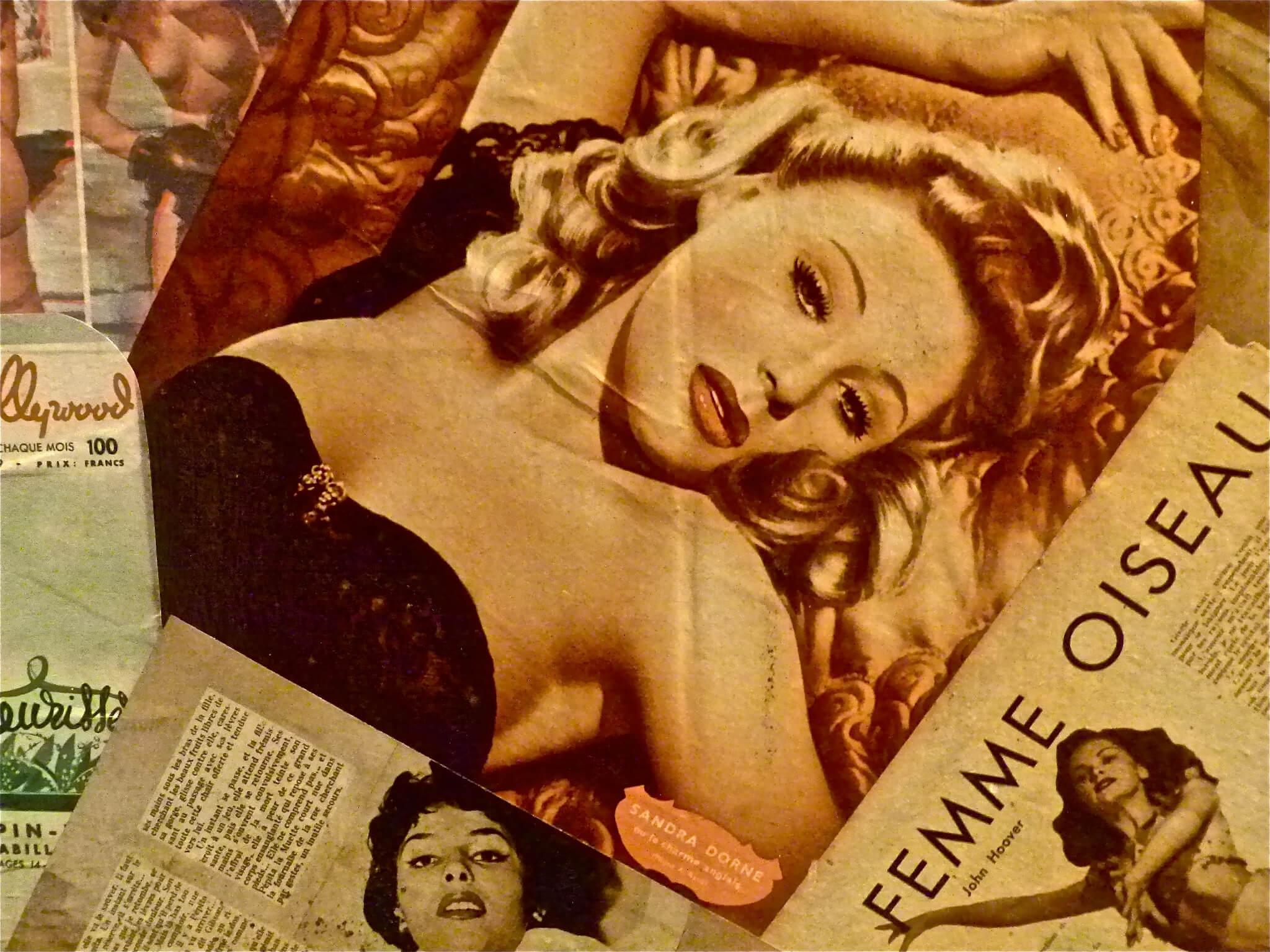 """Il mito della """"femme fatale"""""""