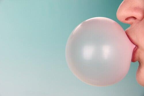 bolla con la cingomma