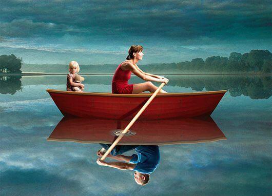 coppia barca