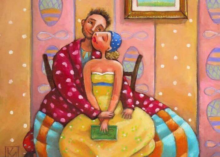 Esiste qualcosa di più impotante dell'amore: la complicità