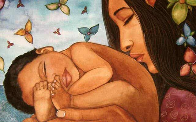 Essere mamma significa avere il cuore fuori dal corpo