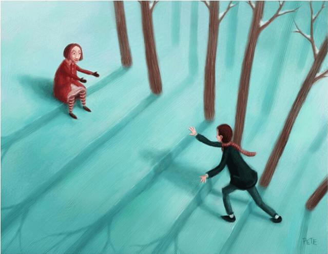 rincontro tra ragazzo e ragazza