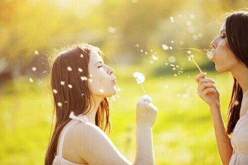I buoni amici sono il miglior balsamo per l'anima