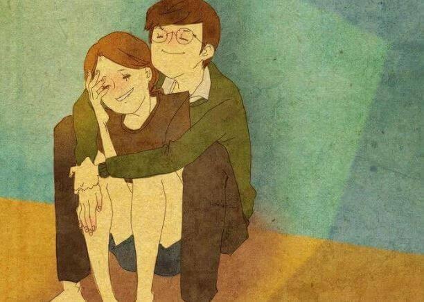 coppia-seduta-abbracciata