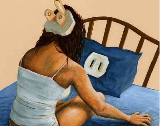 Ridere e dormire sono la cura per ogni male