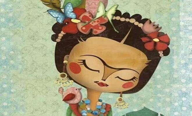 raffigurazione Frida kahlo