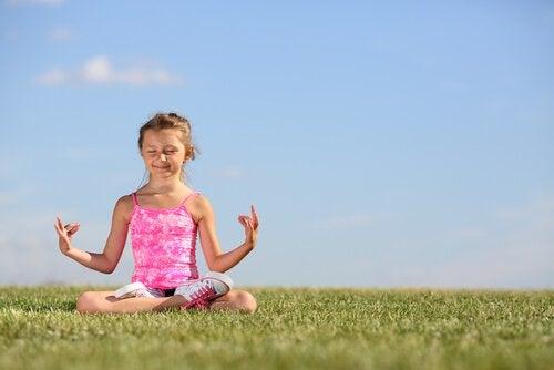 Come e perché insegnare a meditare ai bambini