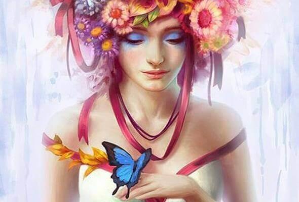 Fiori-farfalla