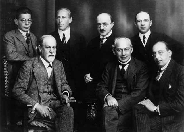 Freud ed altri psicoanalisti