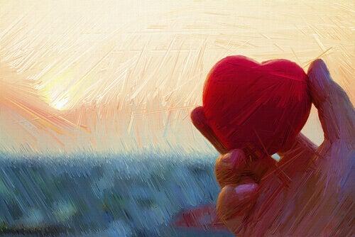 Cercate ispirazione nel vostro cuore