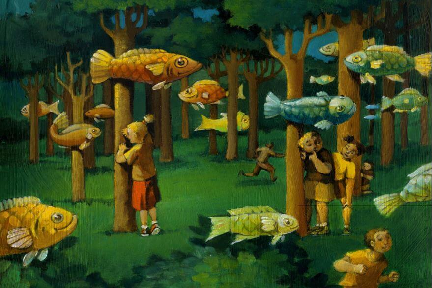Nascondino-pesci