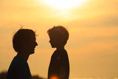 Disciplina e amore: l'educazione di un bambino