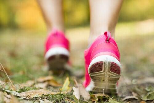 Passeggiare all'aria aperta: un beneficio per la mente