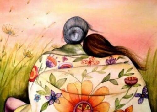 Adoro Gli Abbracci Che Ci Fanno Dire Avversità Non Mi Avrete La