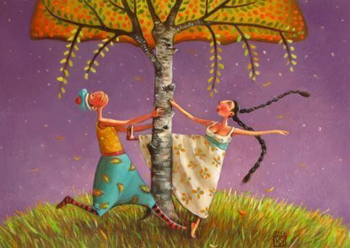 coppia-sotto-un-albero