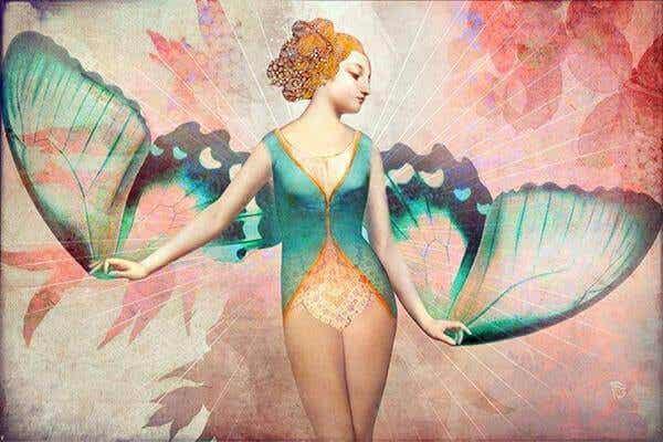 Ti regalerò ali per volare dove vuoi tu