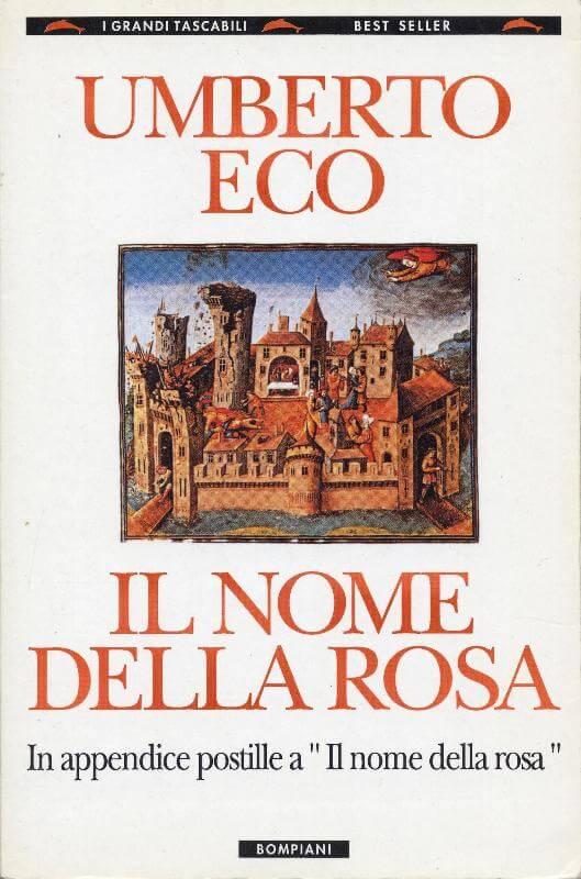 il nome della rosa libro