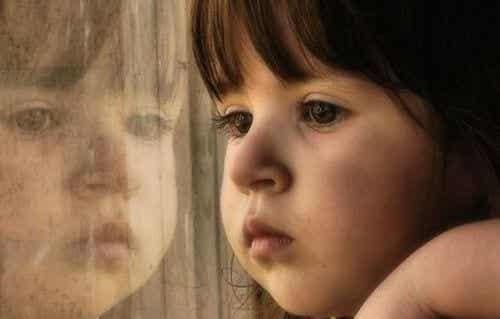 Come identificare l'insicurezza nei vostri figli