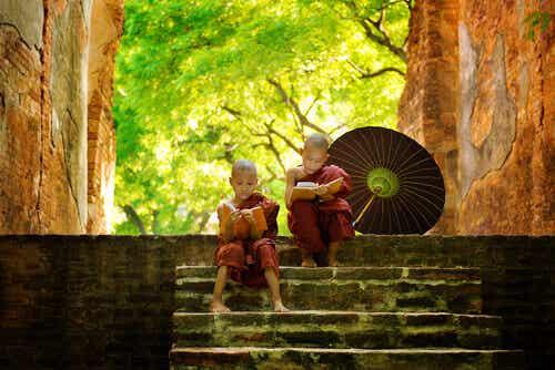 5 meravigliosi micro-racconti buddisti per essere più saggi
