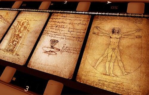 progetti di Leonardo da Vinci