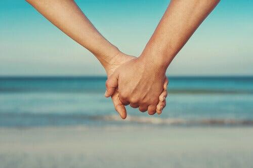 relazione d'amore