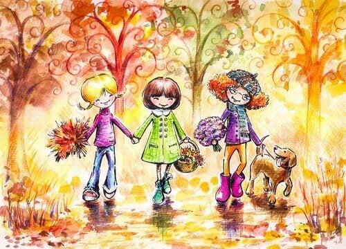 tre-bambine-amiche
