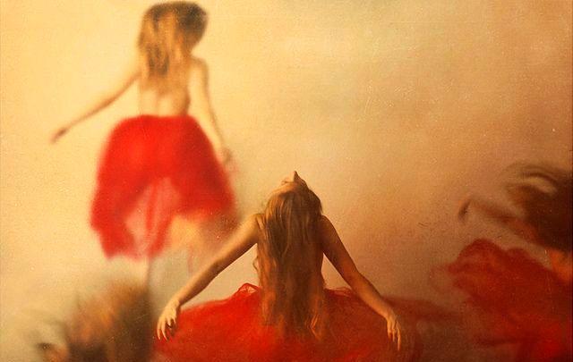 ballerine-rosse