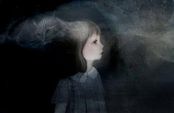 bambino-nelloscurita-che-a-rappresentare-oscurita