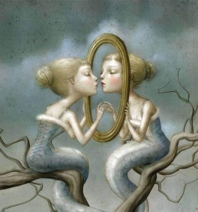 donne-riflesse-specchio