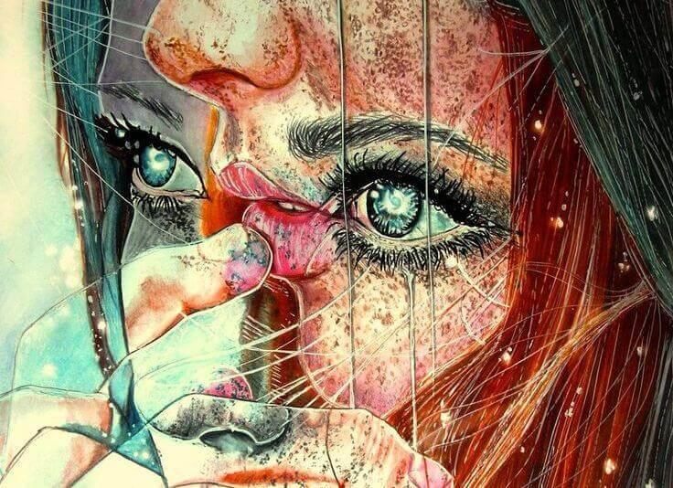 illustrazione-di-una-donna-a-rappresentare-come-ci-vedono