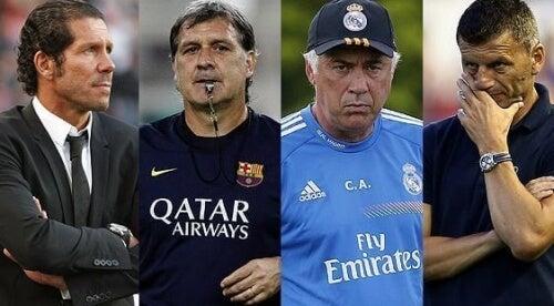 leadership allenatori di calcio