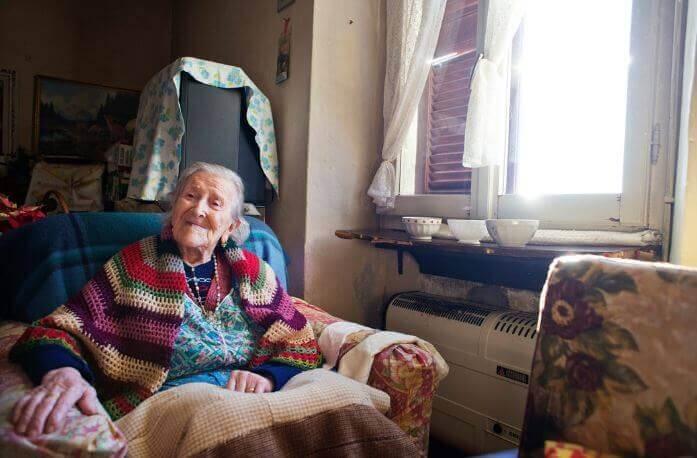 Rimanere nubili: il segreto della longevità secondo Emma morano