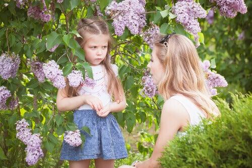Evitare di educare bambini capricciosi senza creare traumi