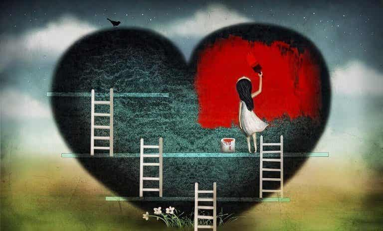 Un cuore consumato continuerà ad essere un cuore