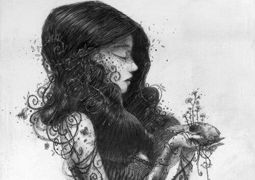 illustrazione-donna-bianco-e-nero