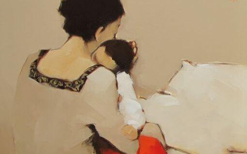 madre-figlio