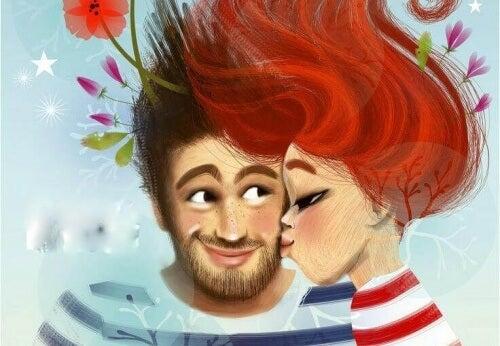 Le cose migliori sono sempre gratuite: sognare, abbracciare, ridere...