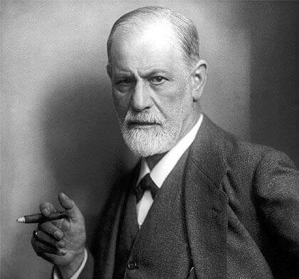 5 curiosità su Sigmund Freud