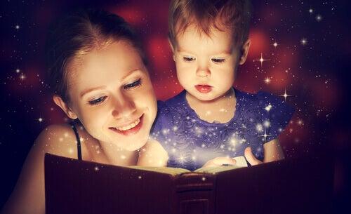 I benefici di leggere le favole ai bambini