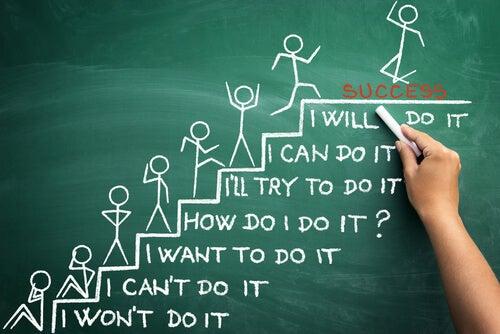 Le sfide più difficili si vincono lottando con tutte le proprie forze