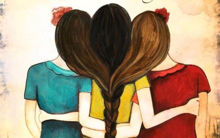 Nessun abbraccio è piccolo se dato con il cuore