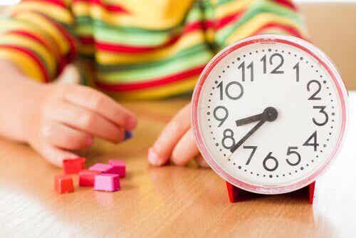 L'importanza delle abitudini nei bambini