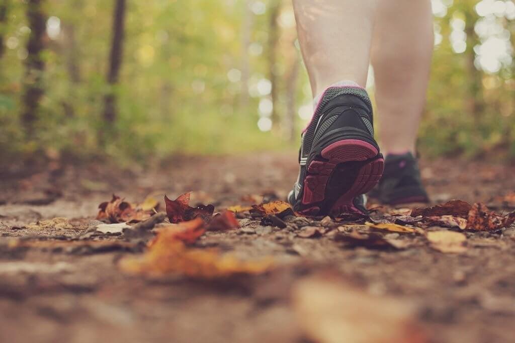 Per risollevare l'animo, la cosa migliore è camminare!