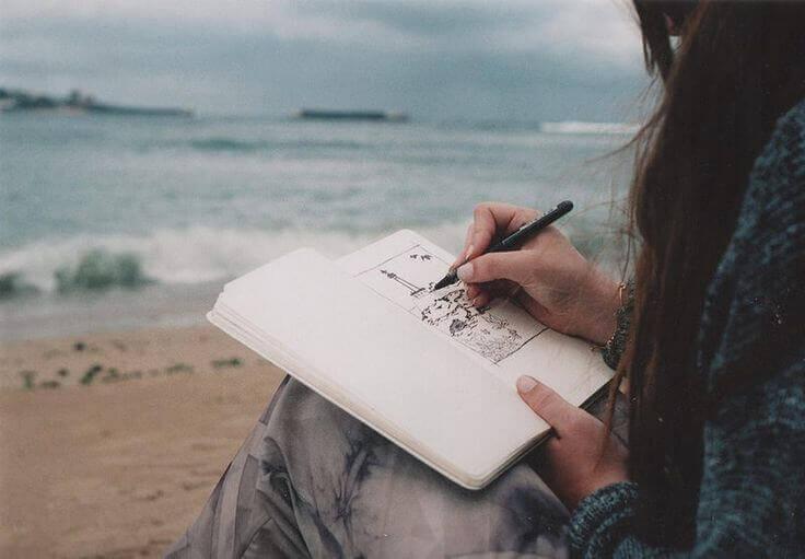 La creatività è una voce libera che nasce dal cuore