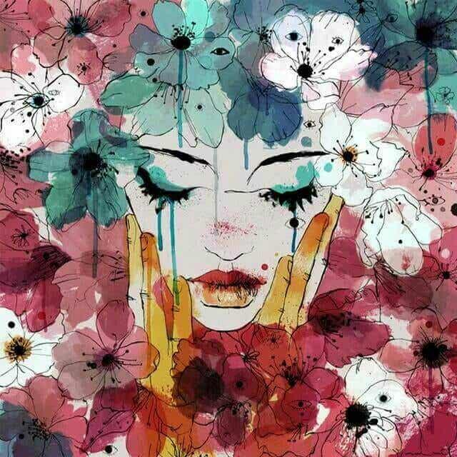 Le lacrime sono le nostre ferite che evaporano