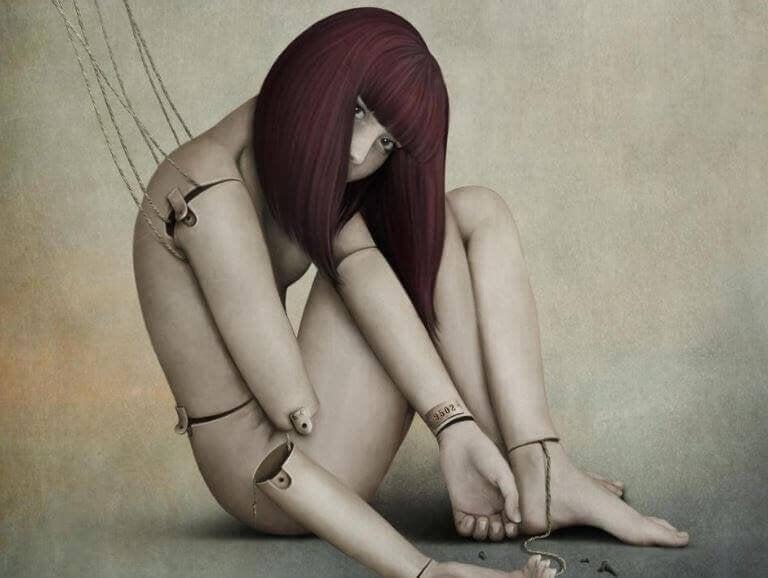 Sei così coraggiosa e decisa che a volte gli altri dimenticano che soffri