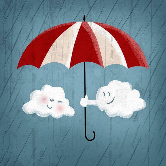nuvolette-sotto-ombrello