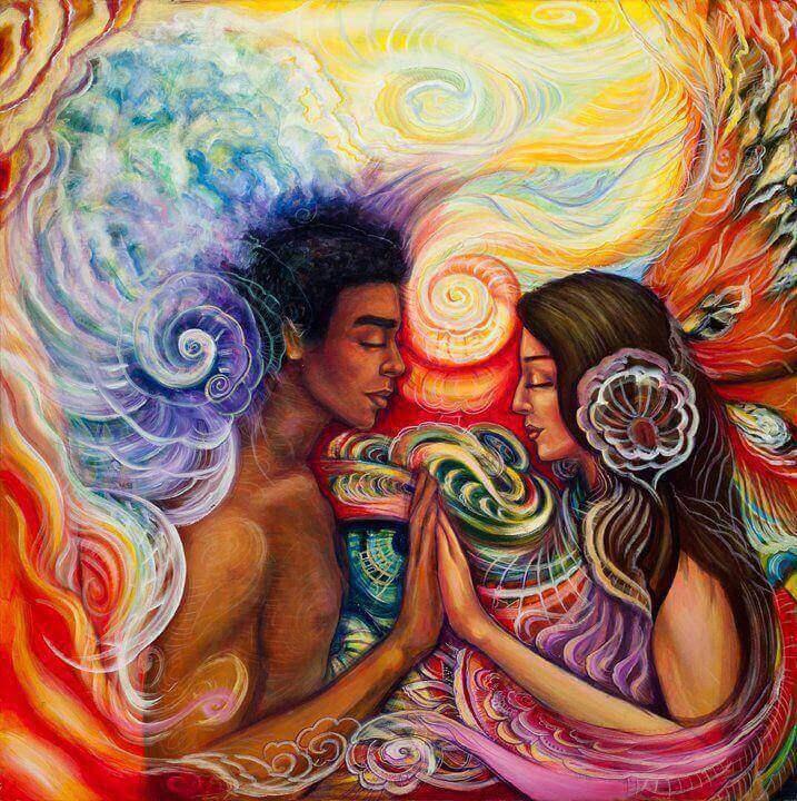 L'amore e il sesso si rafforzano a vicenda