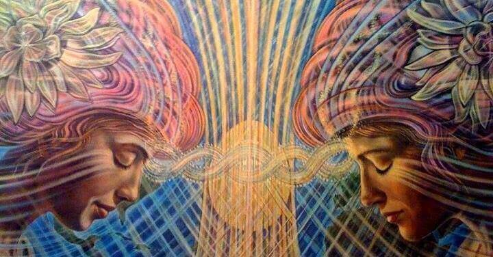 Connessione-spirituale-tra-due-donne