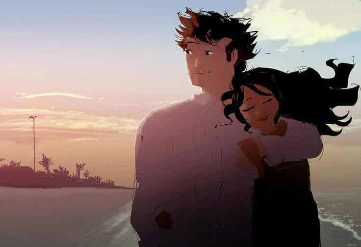 La libertà è l'aria che ravviva l'amore di una coppia